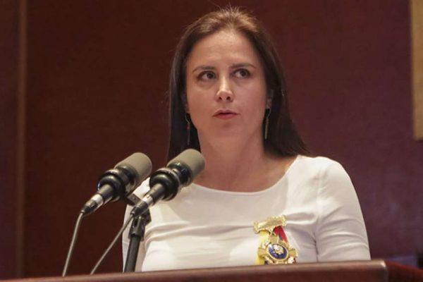 María Sol Muñoz, una ecuatoriana con voz y voto en la FIFA