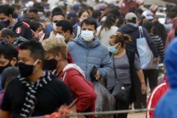 Perú reporta 7.861 fallecidos por covid-19
