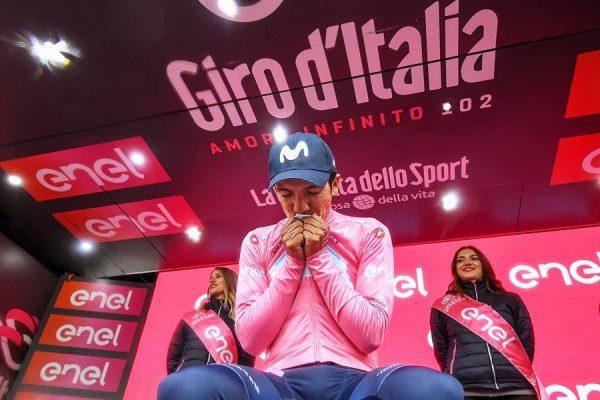 'Richard Carapaz demostró que no todo es físico en el ciclismo actual, hay que saber tomar decisiones', dice reconocido formador colombiano
