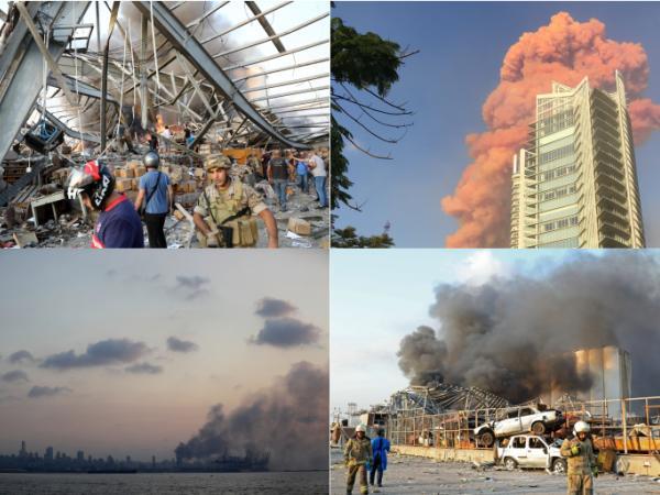 ¿Qué fue lo que provocó la explosión en el Líbano?