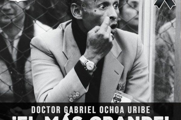 Fallece Gabriel Ochoa Uribe, el DT más ganador del fútbol colombiano