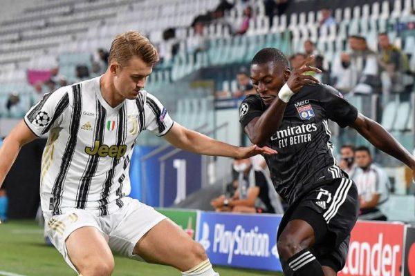 ¡Lyon eliminó a Cuadrado y Juventus de la Liga de Campeones!