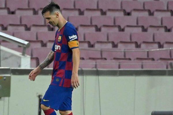 Las cinco razones del fin de la era Messi en el Barcelona