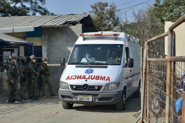 Guayaquil Cifra de fallecidos tras motín en la Penitenciaría del Litoral se eleva a once