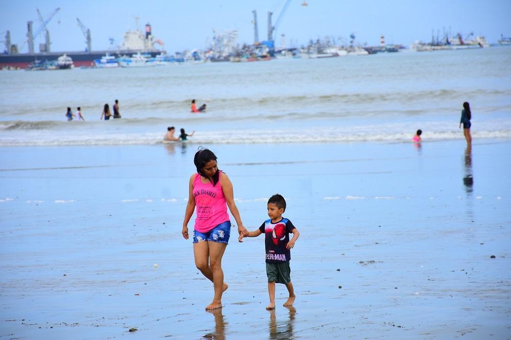 Tres playas de Manta abrirán desde el 29 de agosto