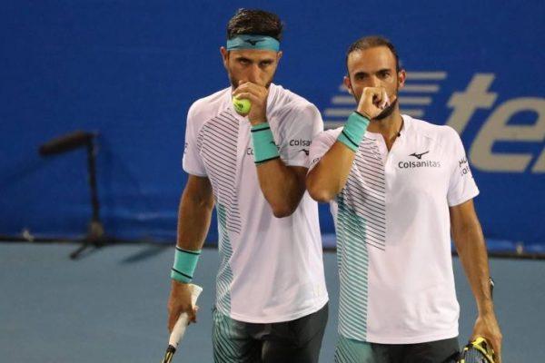 Cabal y Farah arrancaron con victoria defensa del título del US Open