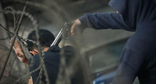 El Carmen: Dos antisociales con arma de fuego le quitan la moto a un hombre de 36 años