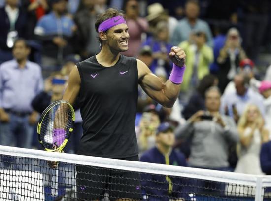 Nadal y Medvedev, los dos mejores, decidirán al nuevo campeón del Abierto