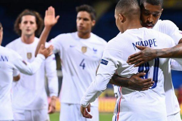 Portugal, Francia e Inglaterra ganan en la Liga de las Naciones