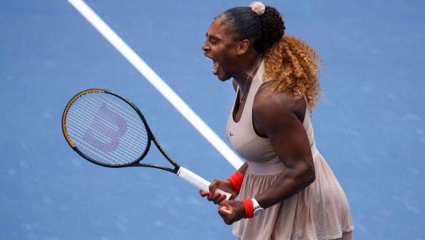 Serena Williams y Thiem avanzan a cuartos del Abierto de EEUU .
