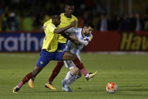 El partido entre Ecuador y Argentina cambia de horario