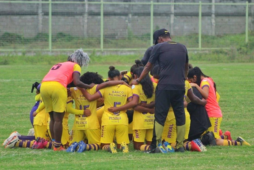 Barcelona golea de visitante; Emelec cae ante Guayaquil City en la Superliga Femenina de Fútbol